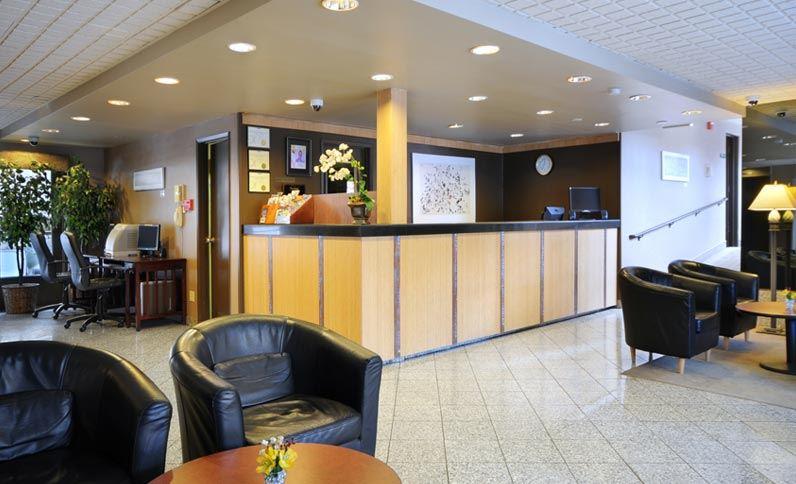 Seattle Washington Hotels Exterior Lobby