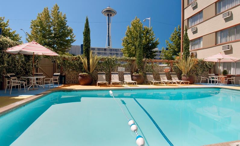 Travelodge Seattle by The Space Needle - Seattle, WA