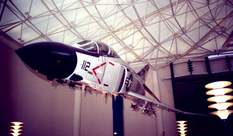 Museum of Flight at Washington