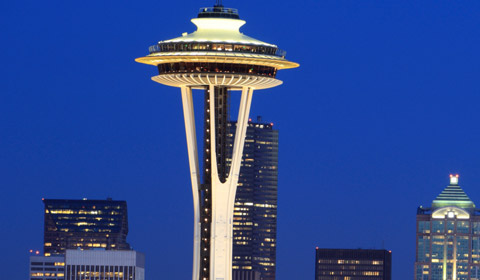 Seattle Hotel Space Needle